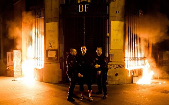 Наш костер в Париже све